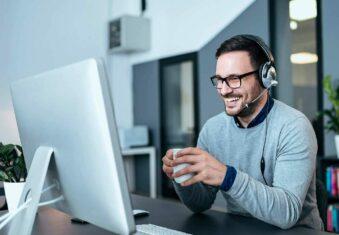 Online ergonomiske vejledninger